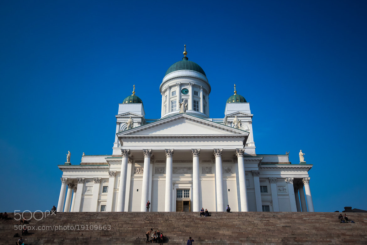Photograph Helsinki Cathedral by Niko Holm on 500px