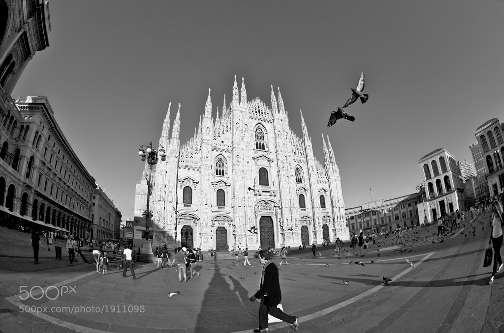 Photograph Il Duomo by David Kosmos Smith on 500px