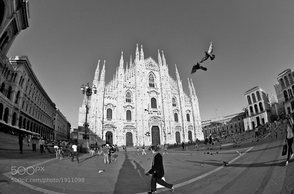 Photograph Il Duomo by David Kosmos Smith on 500px