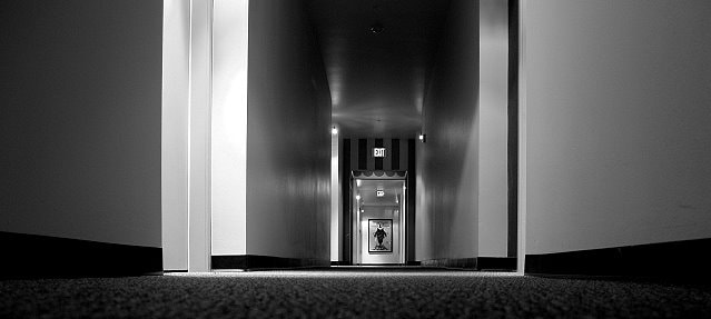 Photograph The long hallway by Lisa Jones on 500px