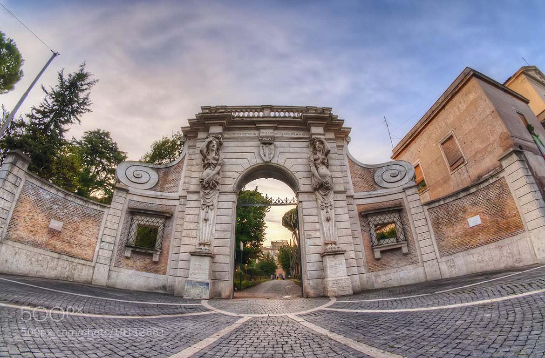 Photograph The Twiight Gate  by Giuseppe Sapori on 500px
