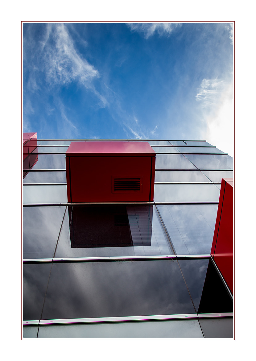 Photograph Red Boxes by Bianca K on 500px