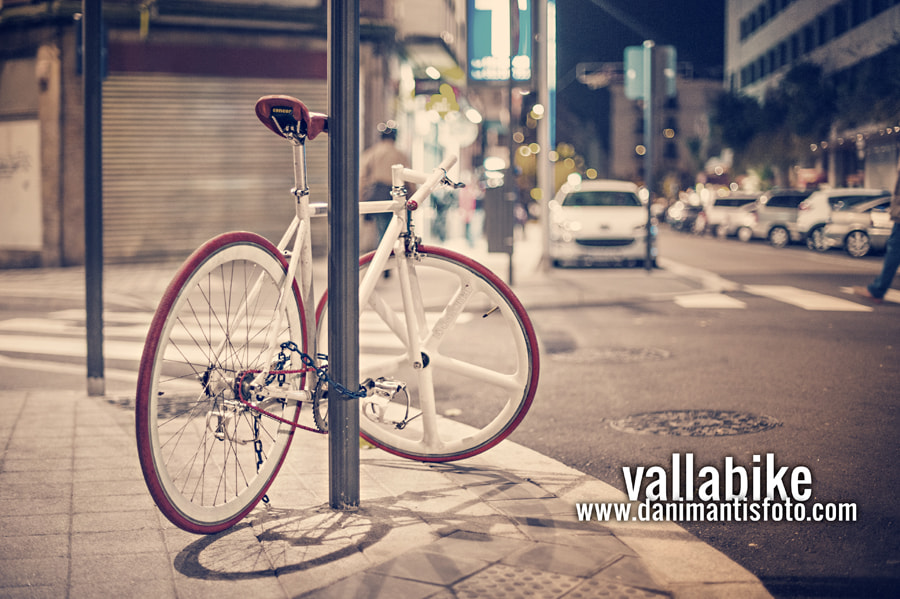 Photograph vallabike by Dani Mantis on 500px