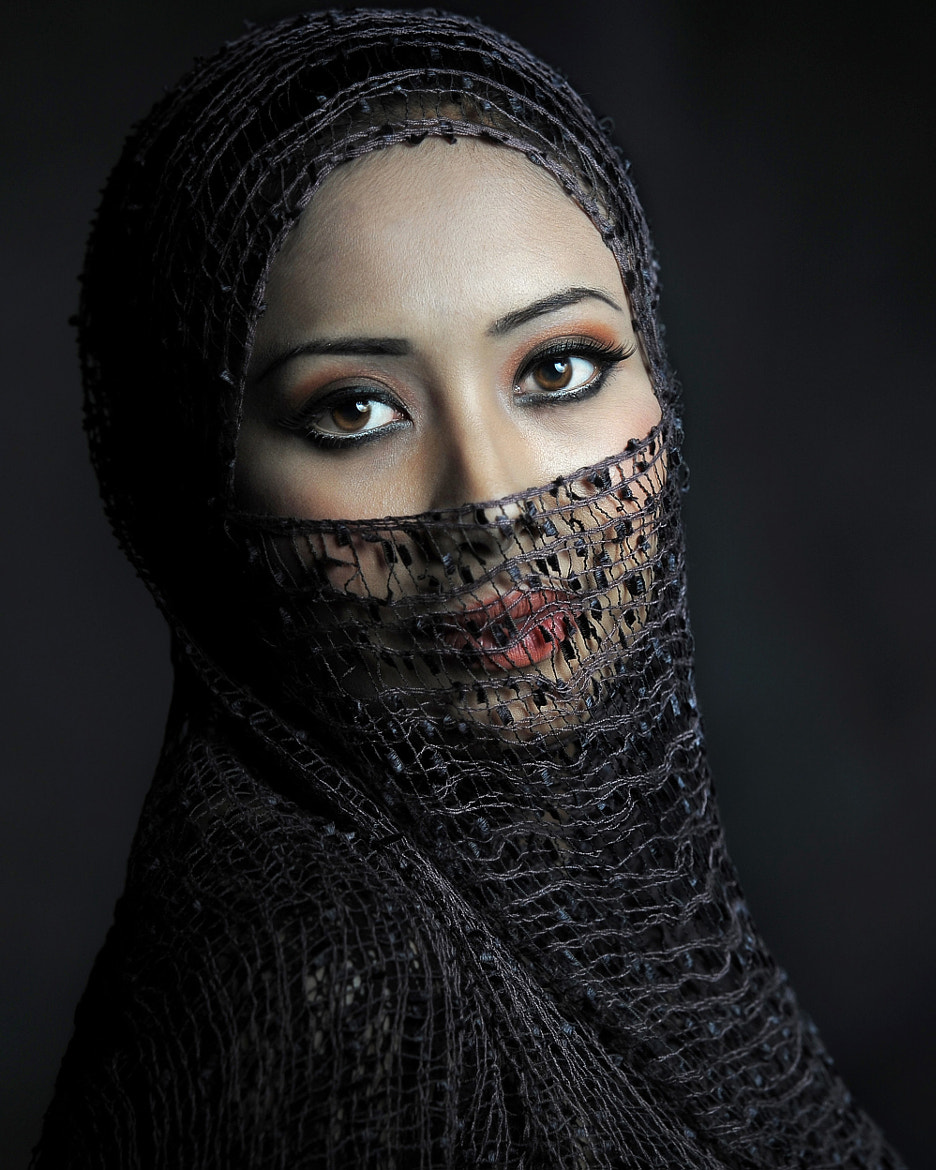 Photograph The Veiled Secret by Arif  Kaser on 500px