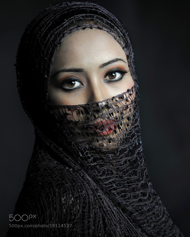 Photograph The Veiled Secret by Arif  Kaser on 500px