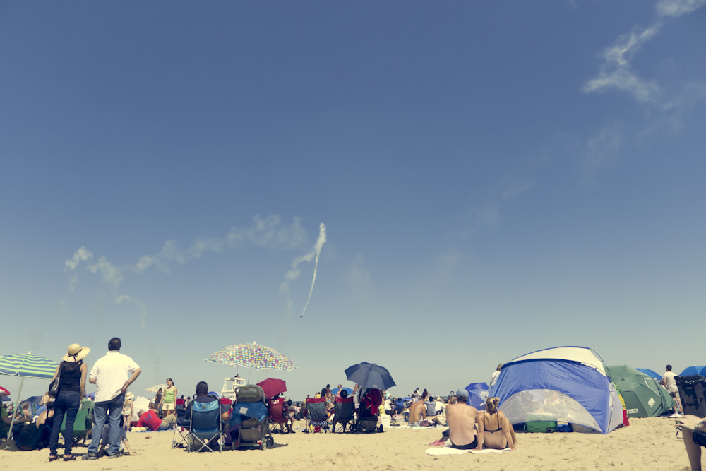 Photograph air show by Yvette Fevurly on 500px