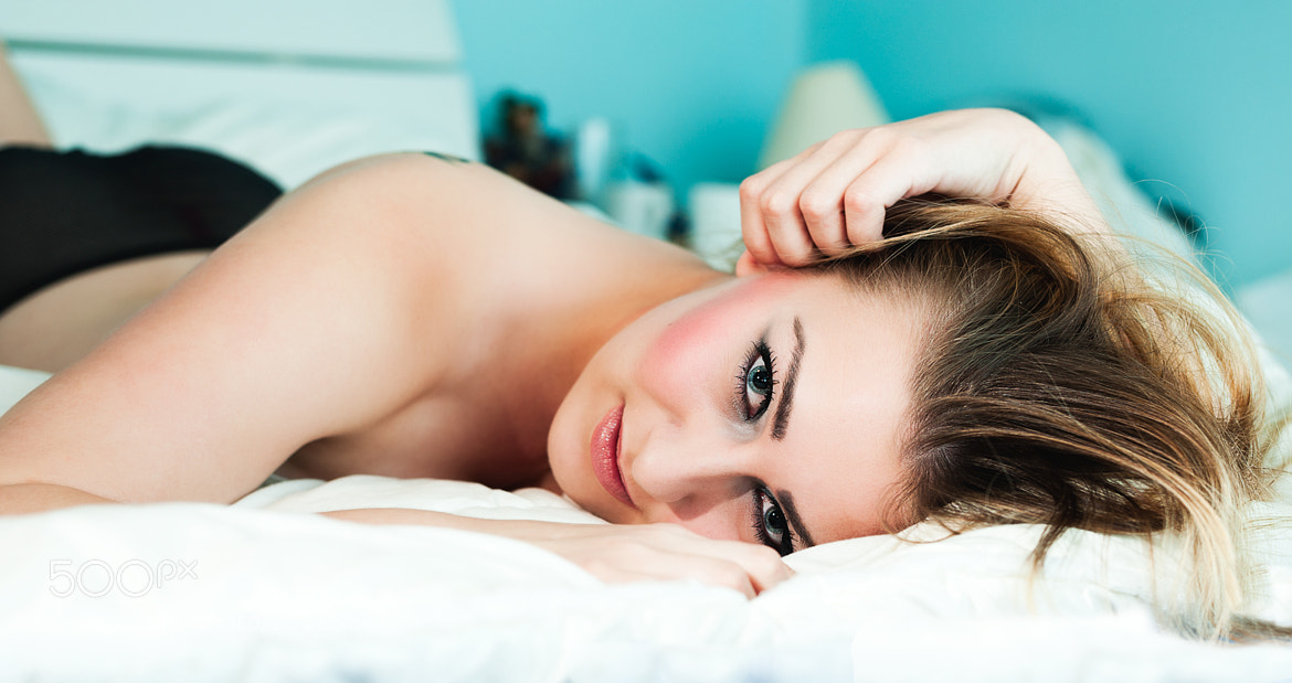 Photograph In the bed by Sidsel Worm on 500px