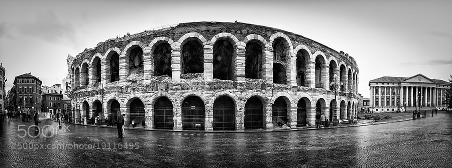 Arena di Verona by Daniele Lembo on 500px.com