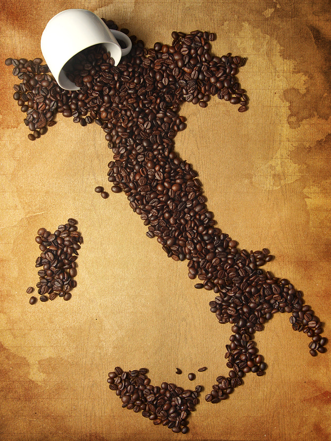 The Origin of Coffee by Jatuporn Khuansuwan on 500px.com