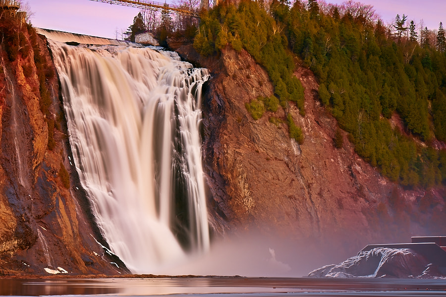 Photograph Montmorency Falls #2  by Magnus Larsson on 500px