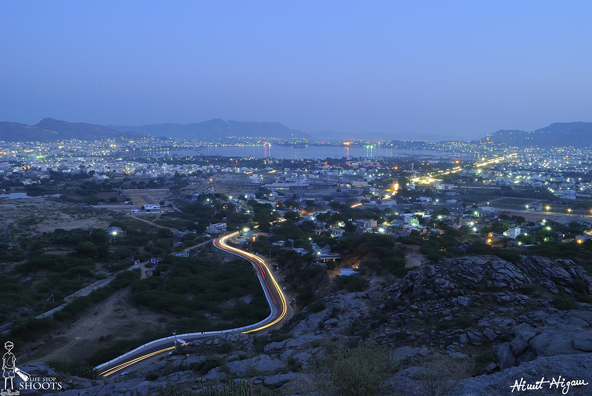 Photograph Ajmer Night City.... by Nimit Nigam on 500px