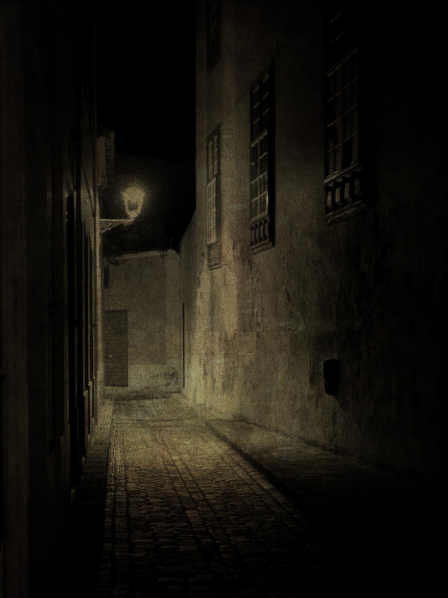 Photograph SHADY STREET by Emili Bermúdez on 500px