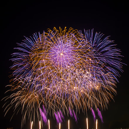 fireworks, Canon EOS 7D, Canon EF 35-350mm f/3.5-5.6L