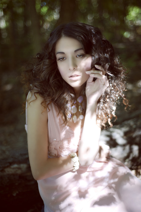 Photograph Forest Princess by Christine IDiivil on 500px