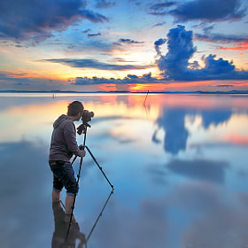 Sunrise Hunter by Uda Dennie (udadennie)) on 500px.com