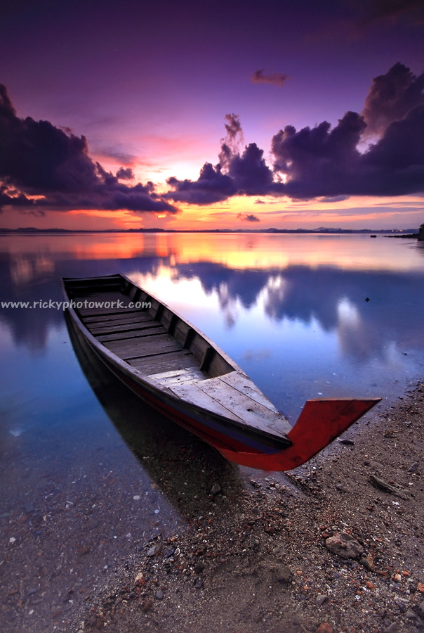 Photograph Just Boats by Ricky firmansyah on 500px