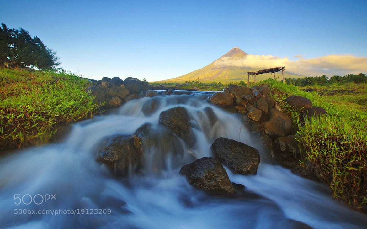 Photograph The Water Source by Dacel Andes on 500px