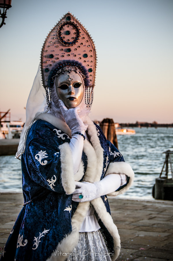 Carnival of Venice, автор — Denise Vitarelli Gabriele Ottaviani на 500px.com