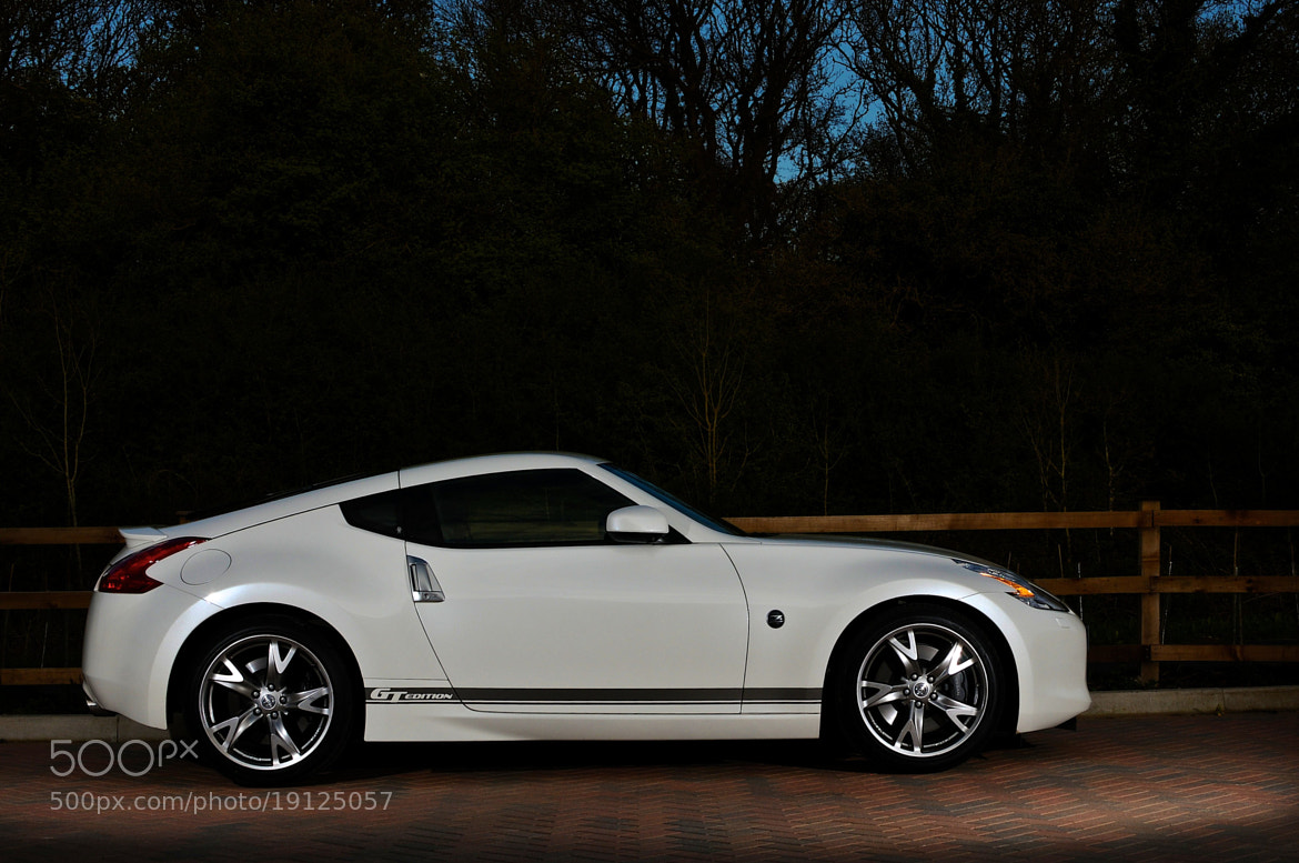 Photograph 370z by Joe Heath on 500px