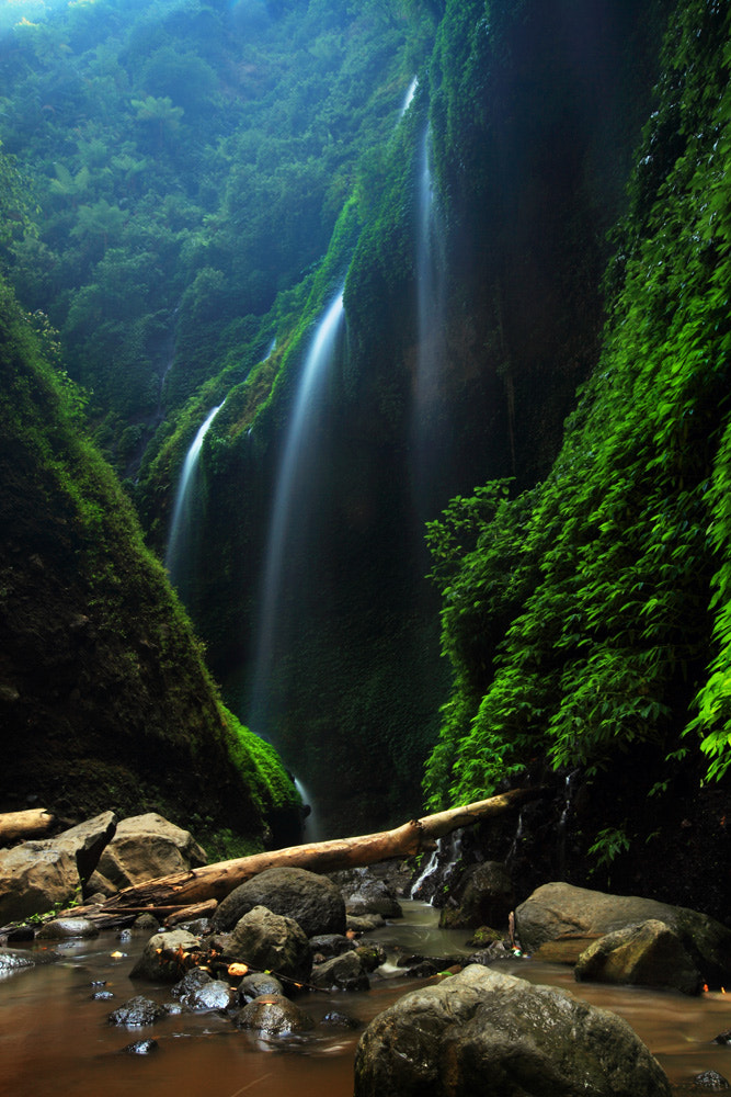 Photograph waterfall by Agus Gunawan on 500px
