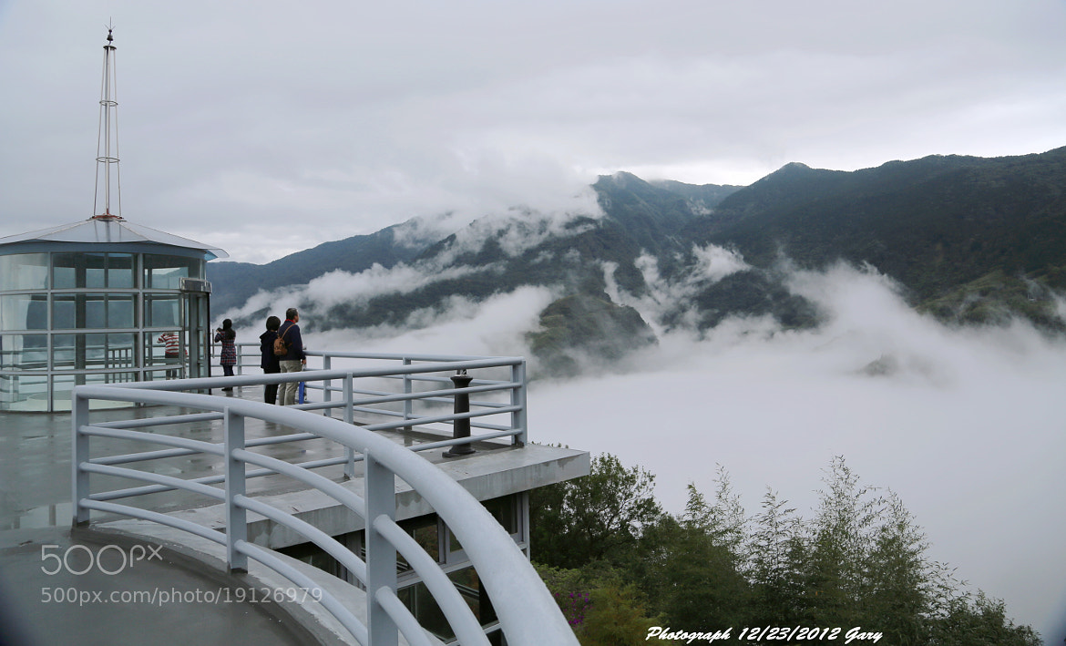 Photograph Sea of clouds by garywu on 500px