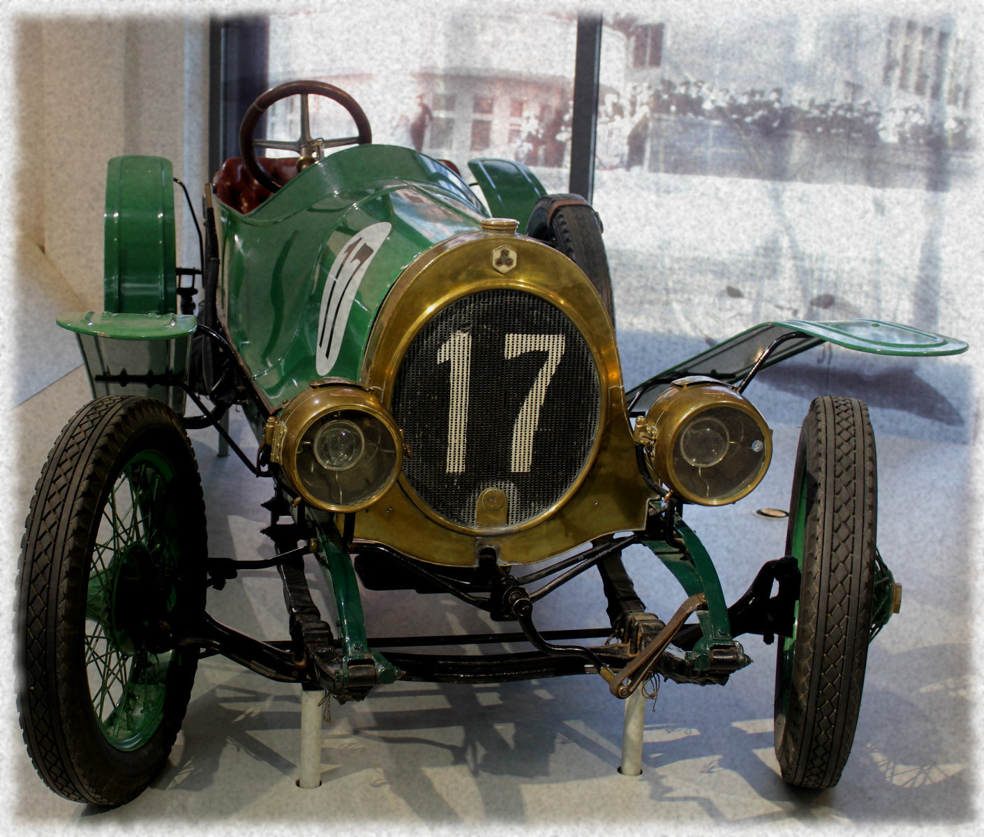 Photograph old racer nr.17 by Ralf Muhl on 500px