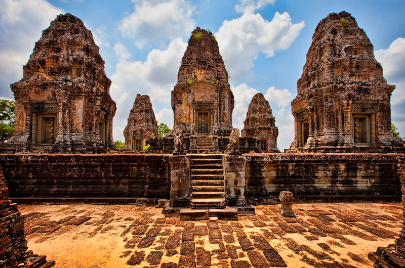 Photograph Banteay Samre Superior Level (Angkor National Park, Cambodia) by Michel Latendresse on 500px