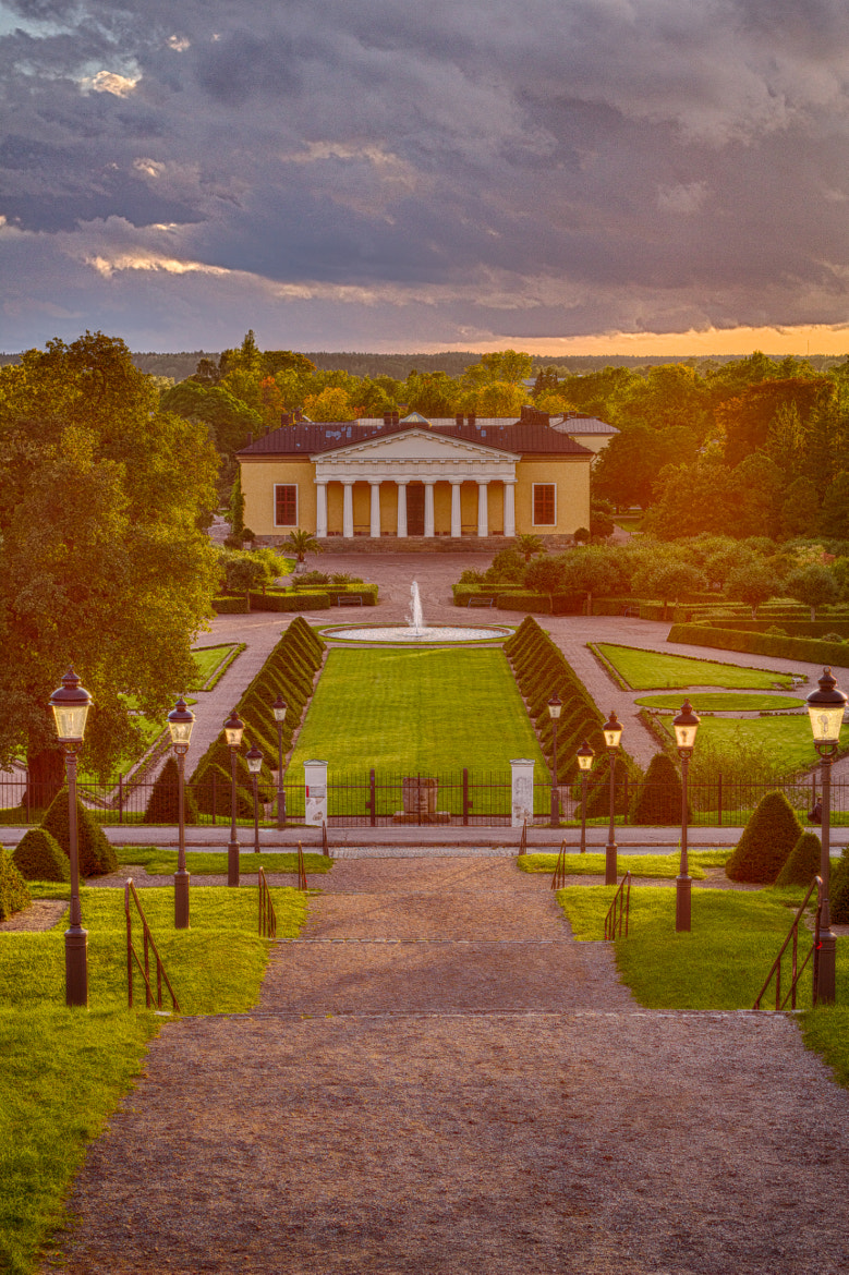 Photograph Looking out over Uppsala's Botanical Garden by James Losey on 500px