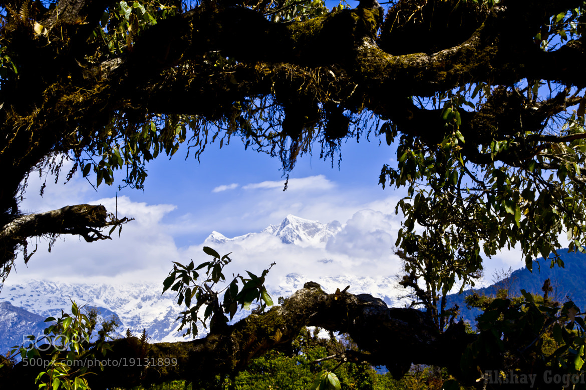 Photograph trishul peak uttarakhand by Akshay Gogoi on 500px