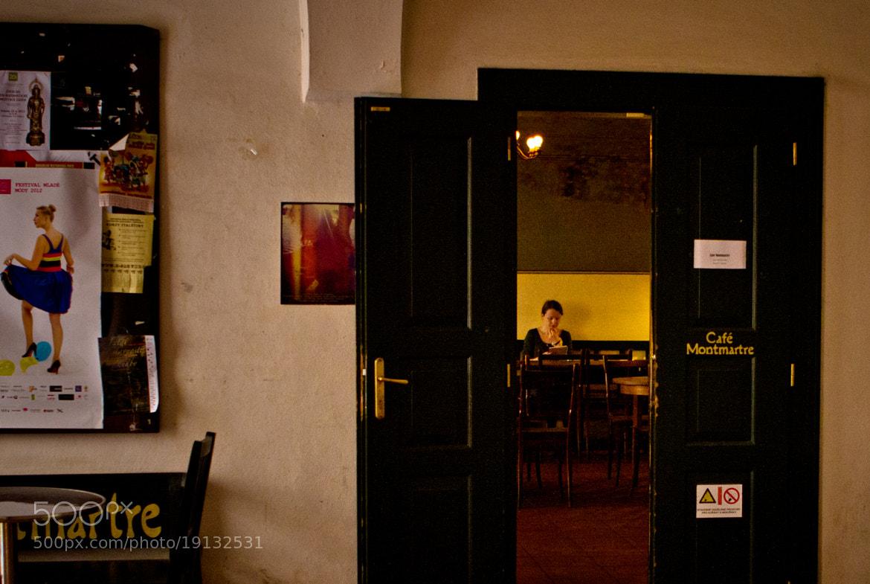 Photograph Café Montmartre@Prague by Jan Allaerts on 500px