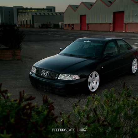 Lepo's Audi A4, Canon EOS 5D MARK III, Sigma 17-35mm f/2.8-4 EX DG Aspherical HSM