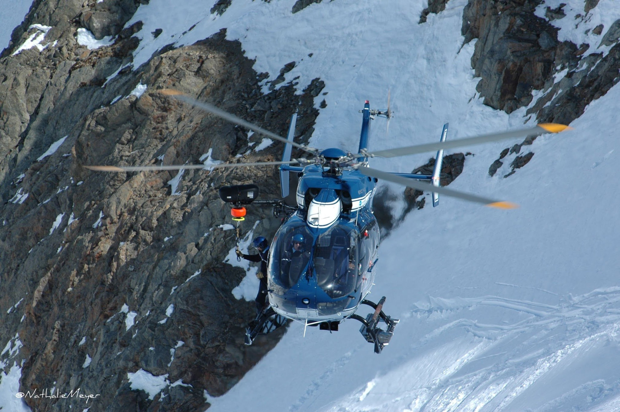 Photograph Mountain rescue - French alps by Nathalie Meyer on 500px