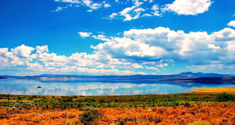 Photograph mono lake, California. by Sheffi M. on 500px