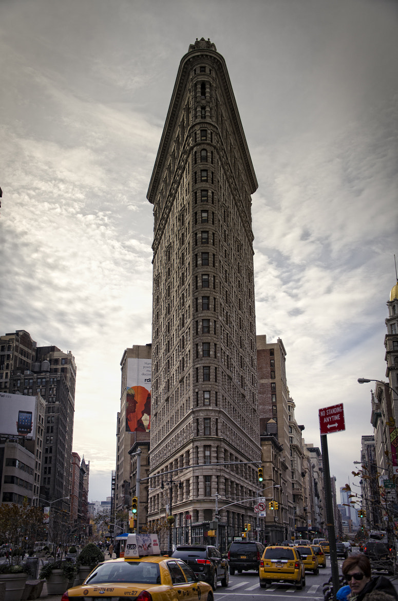 Photograph the Flatiron by Javier Parra on 500px