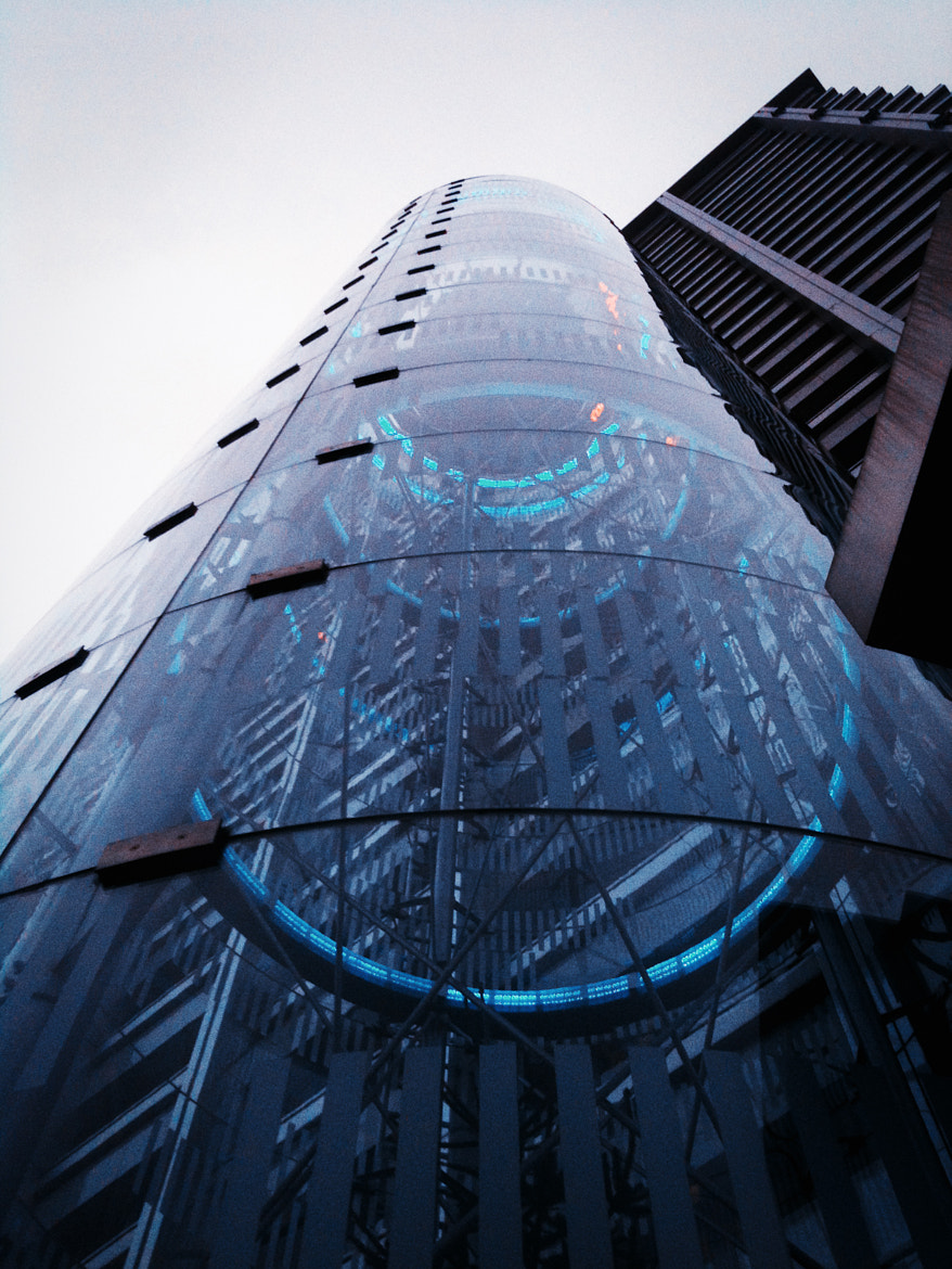 Photograph Architectural Glass by Ernst Gamauf on 500px