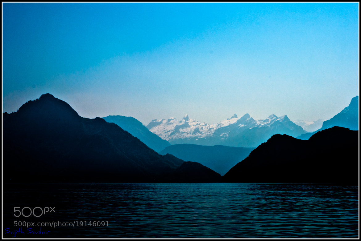 Photograph Swiss Mountains by Klickzz  on 500px