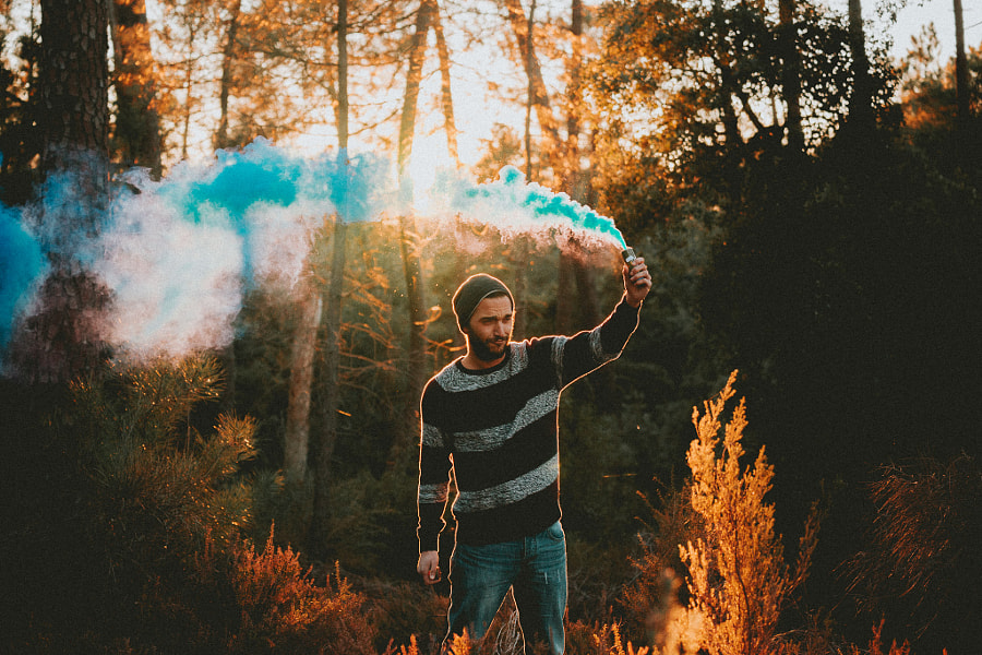 Cold Smoke by Gonçalo Nabais on 500px.com