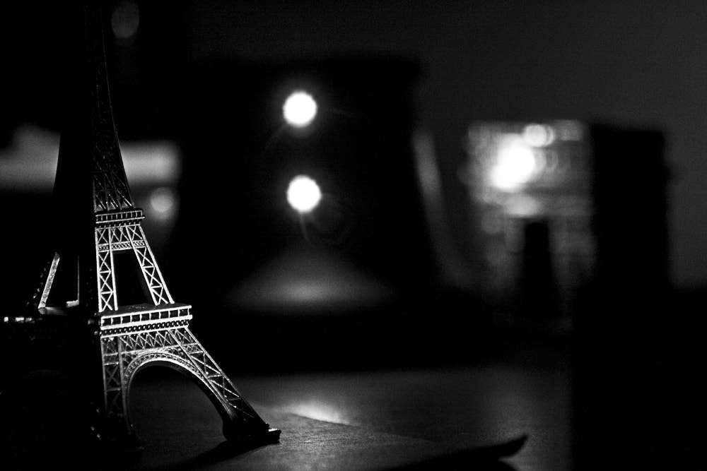 Photograph Eiffel on my desk by Siddharth Pandit on 500px