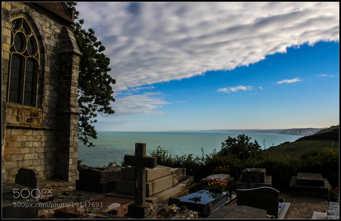 Photograph  Eglise Saint-Valery, Varengeville-sur-Mer by Marina Belyakov on 500px