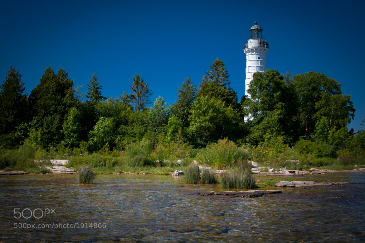 Photograph Cana Island Lighthouse by Chris Harnish on 500px