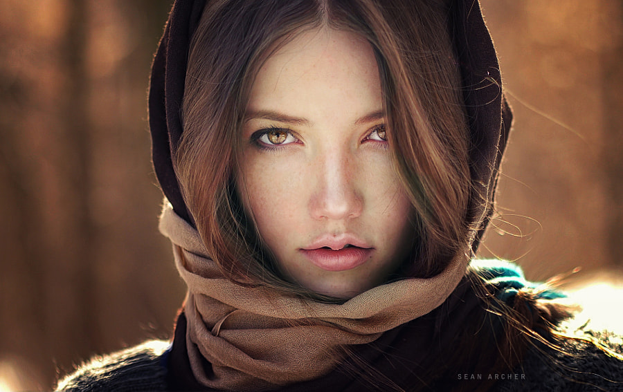 Nadya by Sean Archer on 500px.com