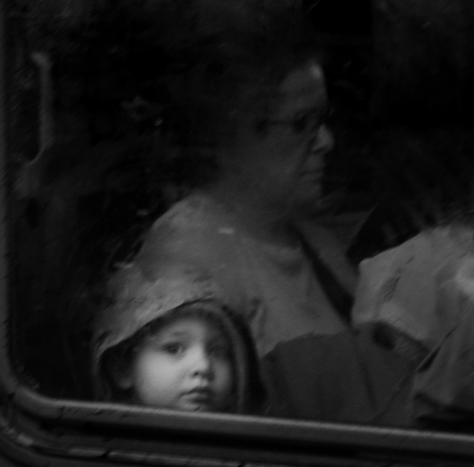 Photograph little boy on the bus by Tatum Wulff on 500px