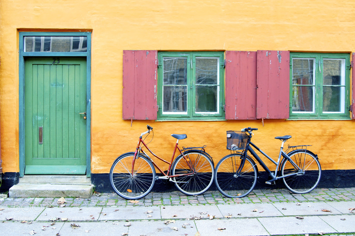 Photograph Bicycles by Julie Durieux on 500px