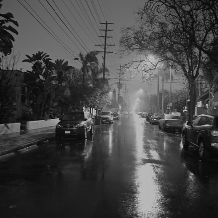 Rainy day in LA, Canon EOS 5D MARK III, Sigma 24-70mm f/2.8 IF EX DG HSM