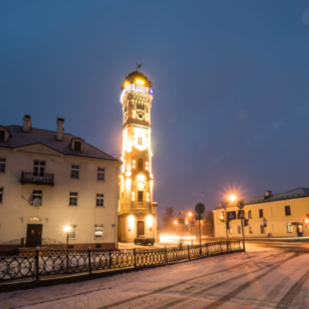 Fire Tower of Grodno