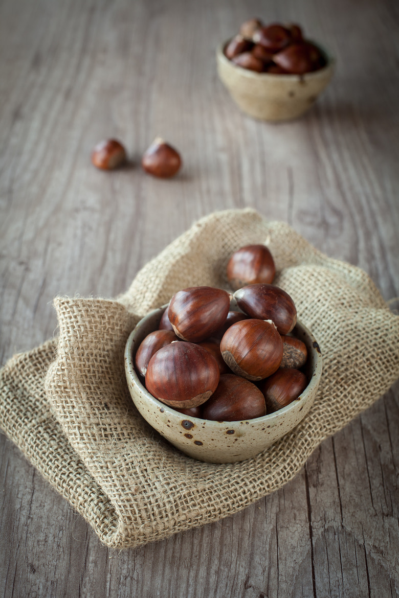 Photograph Chestnuts by Sabino Parente on 500px