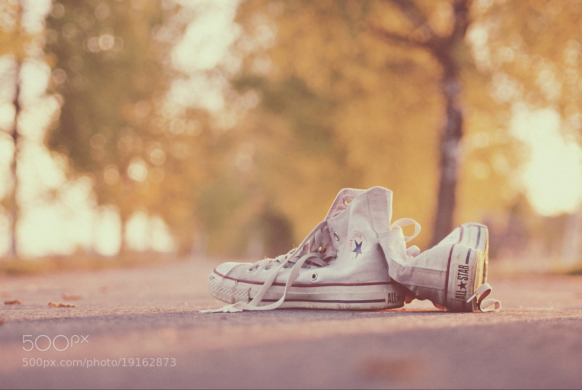 Photograph Ragged shoes by Felicia Augustsson on 500px