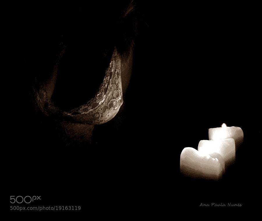 Photograph Reacende a minha chama... by Anita  Nunes on 500px