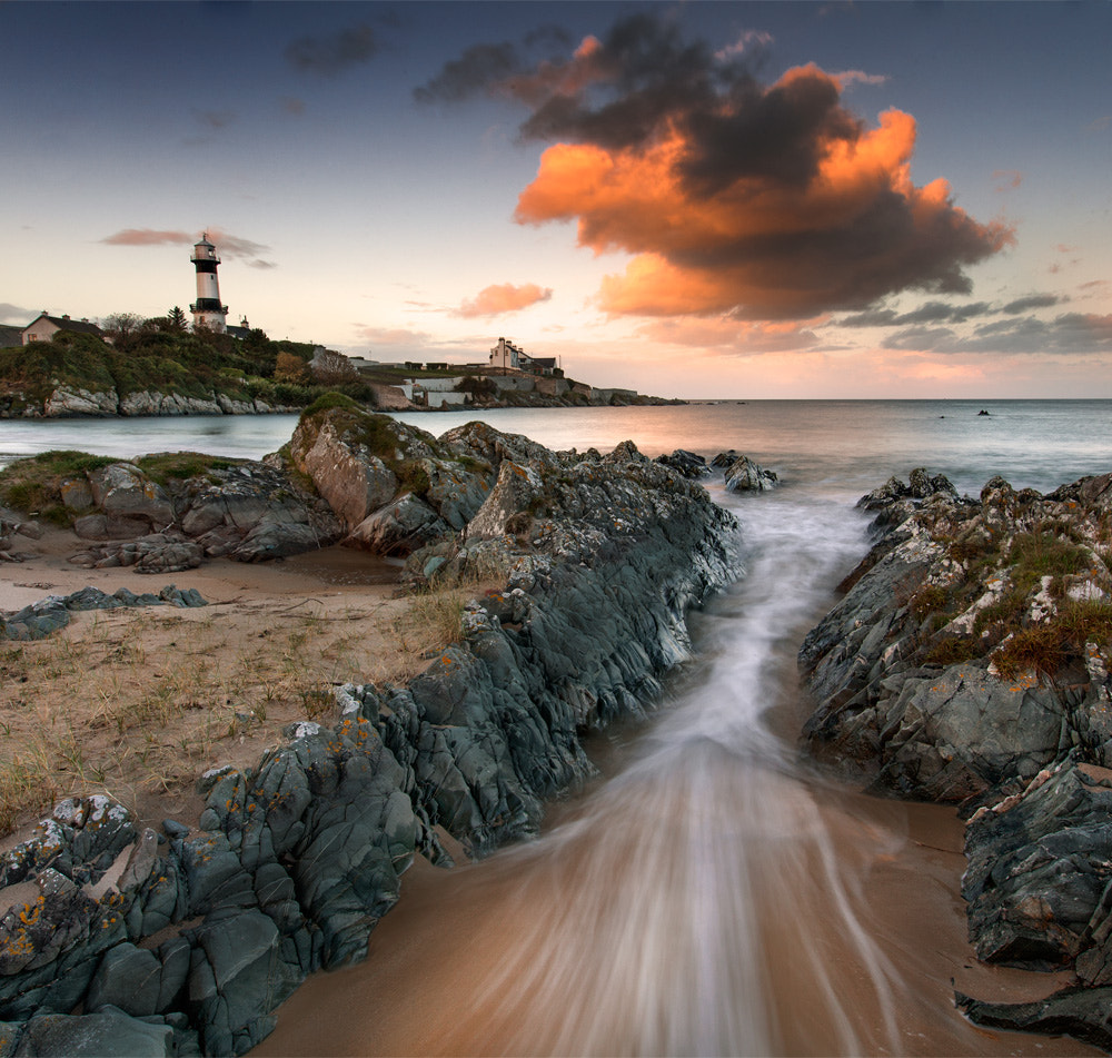 Photograph Inishowen Lighthouse by Stephen Emerson on 500px