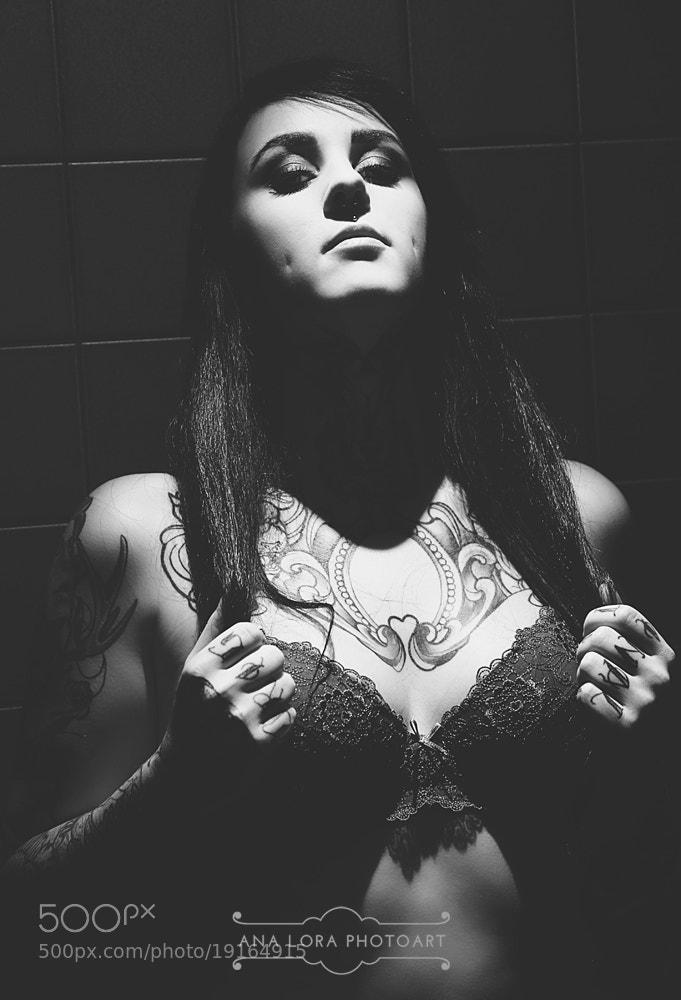 Photograph Sarah Sharks by Ana Lora Photoart on 500px